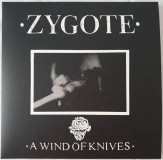 Zygote - A Wind Of Knives Lp + Poster