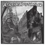 Asocial Distortion - s/t Lp (lim.)