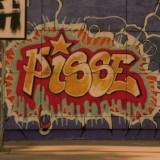 Pisse - s/t Lp