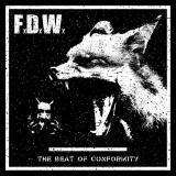 Fox Devils Wild - The Beat Of Conformity (col.) Lp