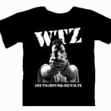 WTZ - Deutschpunk-Revolte T-Shirt