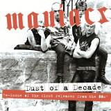 Maniacs - Dust Of A Decade 2xLp