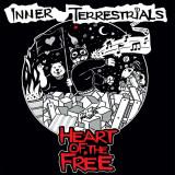 Inner Terrestrials - Heart Of The Free CD