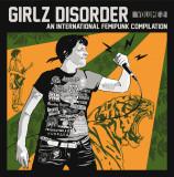 V/A – Girlz Disorder Volume 2 LP+CD