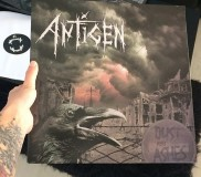 Antigen - Dust And Ashes Lp +mp3