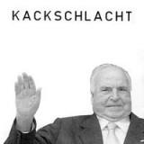 Kackschlacht - Demo 2012 7 (Kohl) (farbig!)