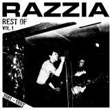 Razzia - rest of Vol. 1 1981-1992 CD