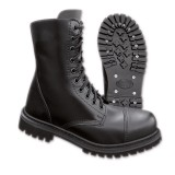 Phantom-Boots black 10 Loch