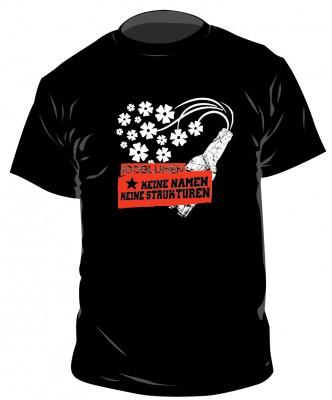 100 blumen Shirt