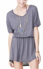 Flowy Shirt-Kleid