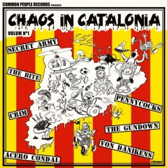 Chaos in Catalonia
