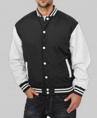 College Jacke Textil