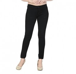 Skinny Jeans girl black