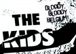 The Kids - bloody belgium Aufnäher