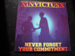 XinvictusX - Never Forget Your Commitment