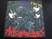 Nightmare / Burial / Crude - Axis Of Wolves
