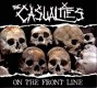 Casualties - On The Frontline Lp + MP3 (col.)
