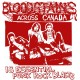 Bloodstains Across Canada - Comp. LP (colored)